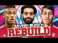 REBUILDING BAYERN MUNICH!!! FIFA 19 Career Mode