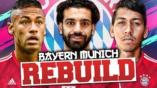 REBUILDING BAYERN MUNICH!!! FIFA 19 Career Mode