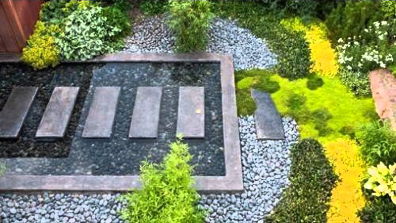 Gentil [Garden Ideas] Gravel Garden Design Ideas   YouTube