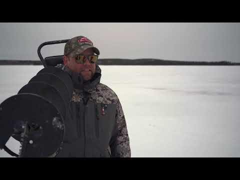Abu Garcia: Ice Fishing In Saskatchewan