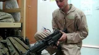 M249 Saw Breakdown