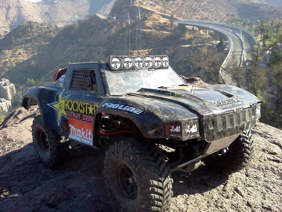 Rock Crawler Rc Rock Star Custom Rc Truck Youtube