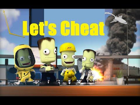 Let's Cheat on Kerbal Space Program 1.0.5+ Infinite ...