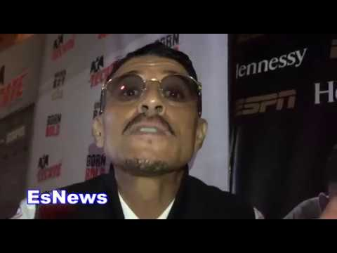 Wonder Woman Actor Said Taghmaoui Huge Boxing  Always Watches ES