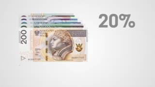 Banknoty w liczbach