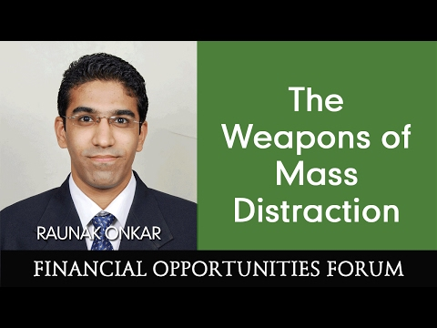 The Weapons of Mass Distraction