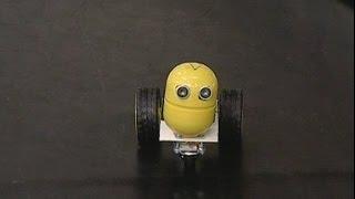 Робот из подручных материалов