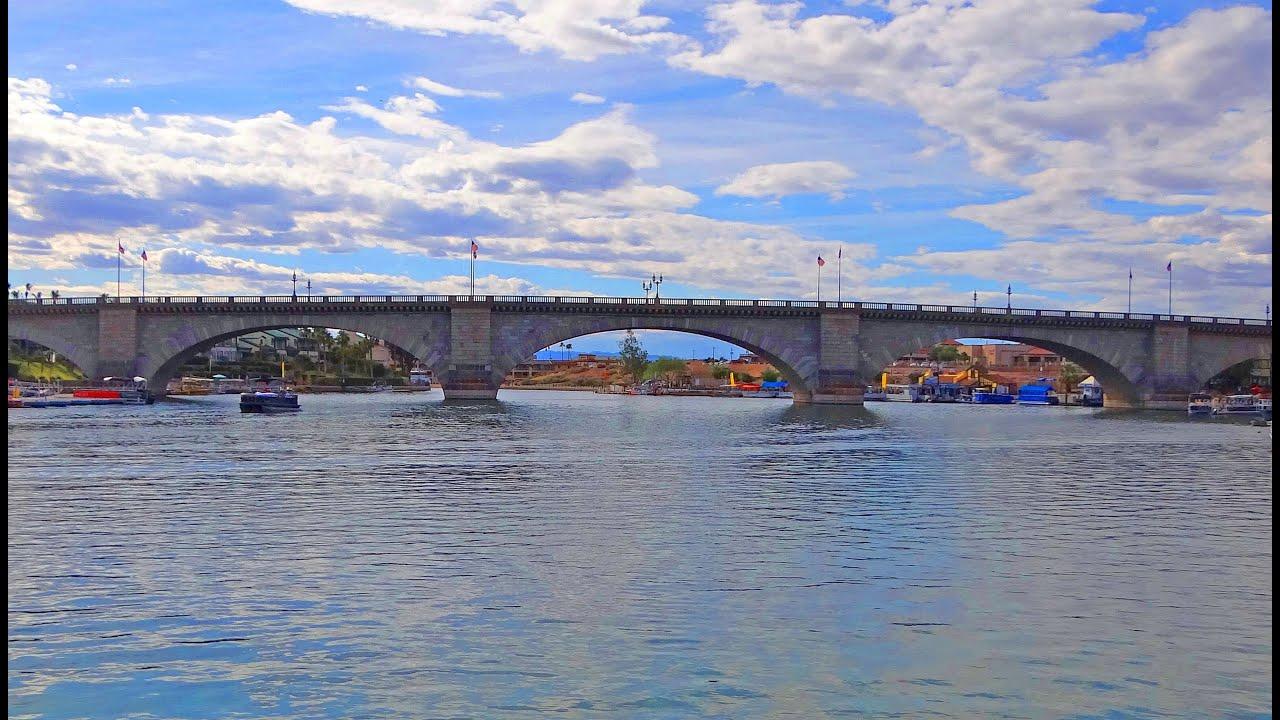 The London Bridge In Lake Havasu City Arizona Youtube