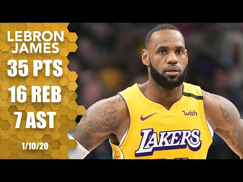 Lebron James Achieves A Career First In Lakers Vs Mavericks