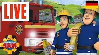 Feuerwehrmann Sam Deutsch Neue Folgen | LIVE   Feuerwehrmann Sam's beste Rettungsaktionen
