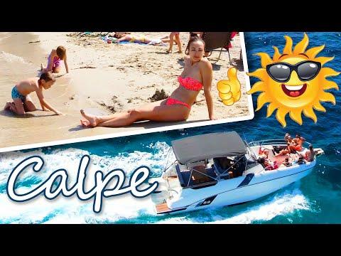 Calpe Beaches - Costa Blanca Beaches - La Fossa Beach Is Amazing