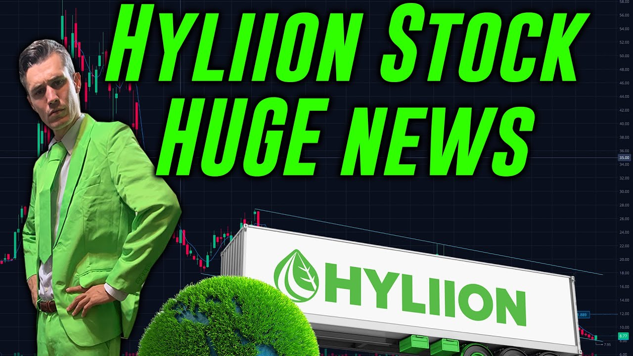 hyliion stock HUGE news! Hyliion CEO Interview, Analysis, Updates