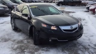 2013 Acura TL Elite| 3.7L V6| AWD| Heated Seats| Backup Camera| Crosstown Auto Centre