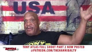 "Tony Atlas on his MTV ""True Life"" Episode!"