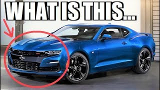 The 2019 Camaro is Already a TOTAL FLOP...