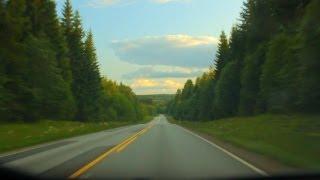 Road trip - Finland, Rantasalmi - Savonlinna