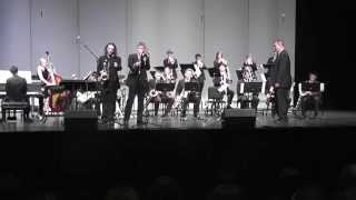 Iowa Jazz Championships 2015 Valley HS Blues in Hoss
