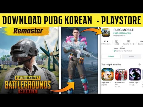 😍 How To Download Pubg Korean  Version - Easy Method Download Pubg Korean - Pubg Server Unban Korean