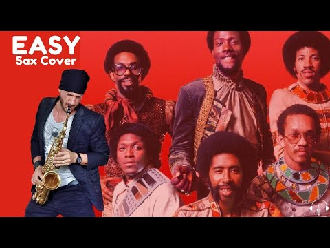 Easy Commodore Sax Cover Version Karaoke