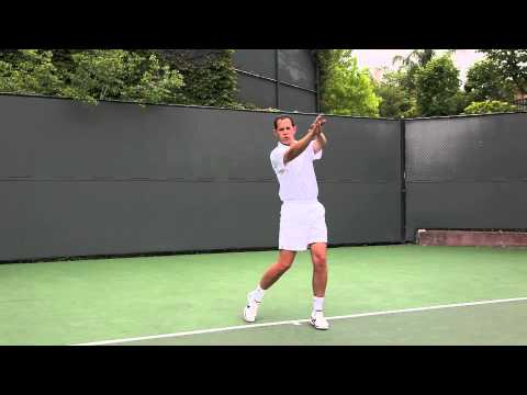 THE CLASSIC CONTINENTAL FOREHAND