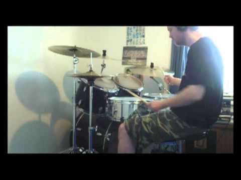 Swervedriver - Blowin' Cool (drumming)