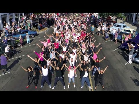 the-ultimate-flash-mob-2018-by-cajon-valley-union-school-district---grease