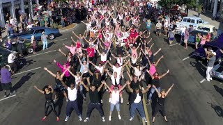 The Ultimate Flash Mob 2018 by Cajon Valley Union School District - Grease