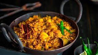 Pepe Ghonto | Peper Torkari Narkel Diye | Grated Raw Papaya Curry | No Onion No Garlic Recipe
