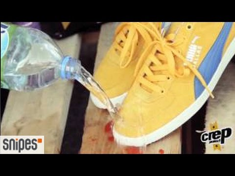 Crep Protect - Das Wunderspray jetzt bei SNIPES.com from YouTube · Duration:  1 minutes 24 seconds