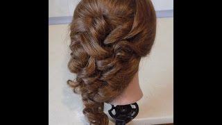 Fryzury Pazury - Upięcie wieczorowe ślub wesele