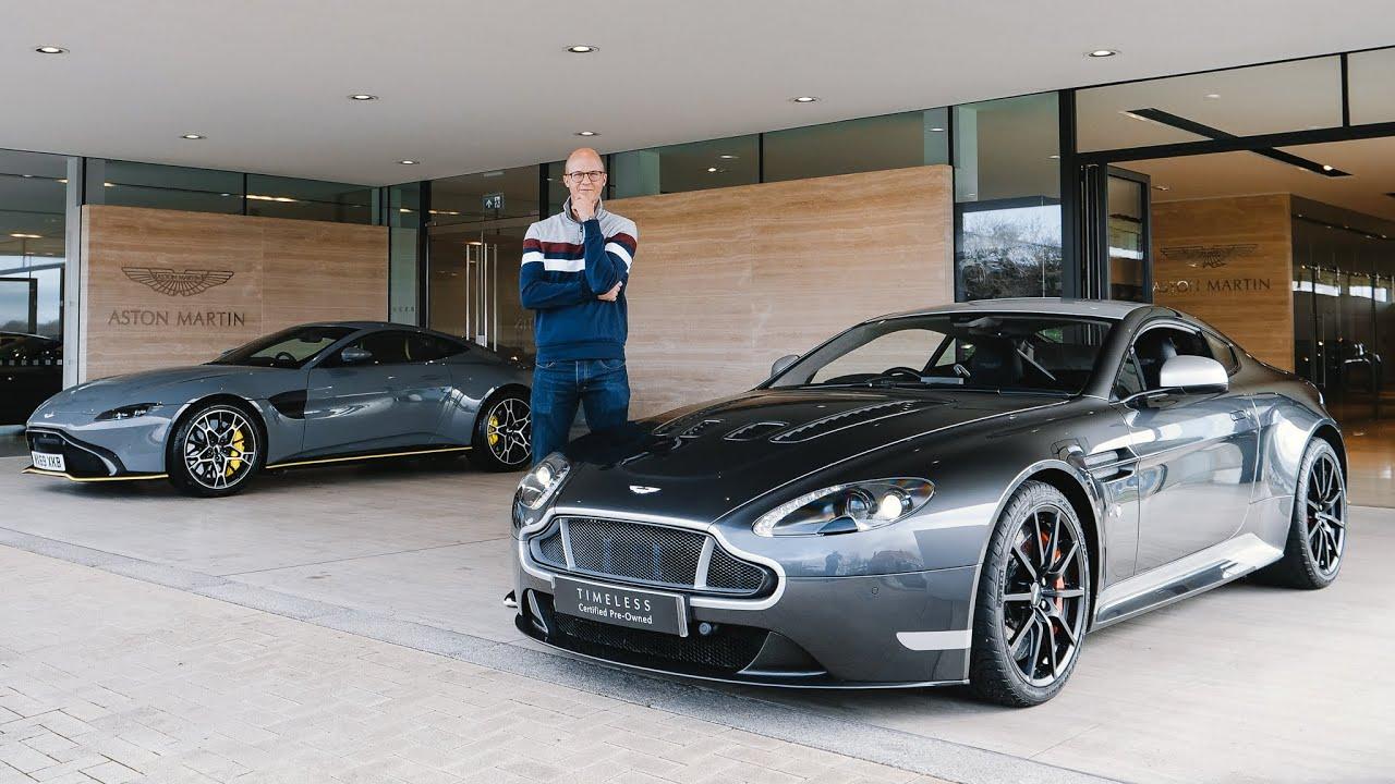 Time To Buy Aston Martin V12 Vantage S Youtube