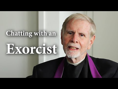 Chatting With An Exorcist