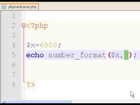 Image result for php number format