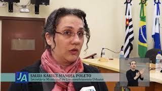 """Jornal Acontece - Audiência Pública """"Utilização do solo rural para fins urbanos"""""""