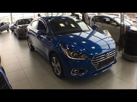 Hyundai Solaris продажа Хендай Солярис 2017 в Москве