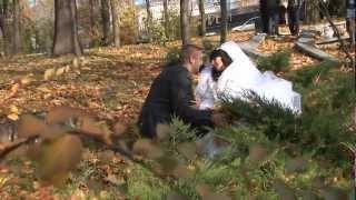 Свадебная видеосъемка в Киеве. Виталий и Лена.