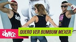 MC Bima - Quero Ver Bumbum Mexer - FitDance - 4k   Coreografia