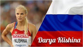 ''Darya Klishina''   Tribute To The Most Beautiful Female Athletes