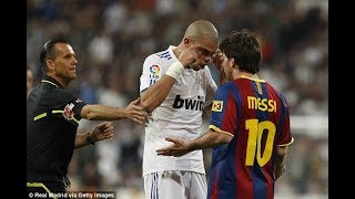 Great Players Humiliate Lionel Messi