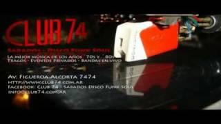 Club 74 Sabados - Disco Funk Soul