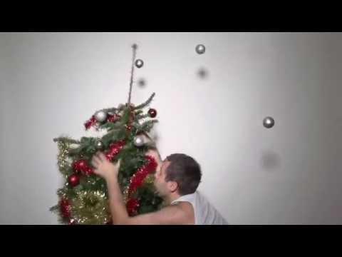 Jak nazdobit vánoční stromeček? Takhle!