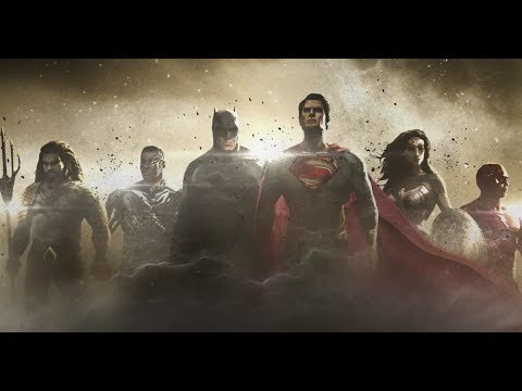Cover Lagu Justice League - Legends Never Die STAFABAND