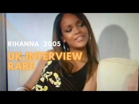 """""""2005 Rihanna Interview"""""""