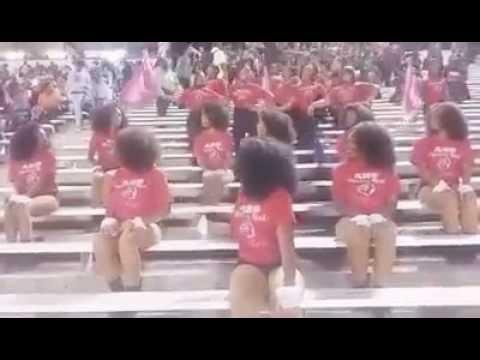 Anniston High School Annabelles