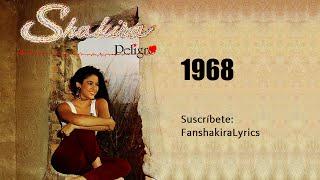 Shakira : 1968