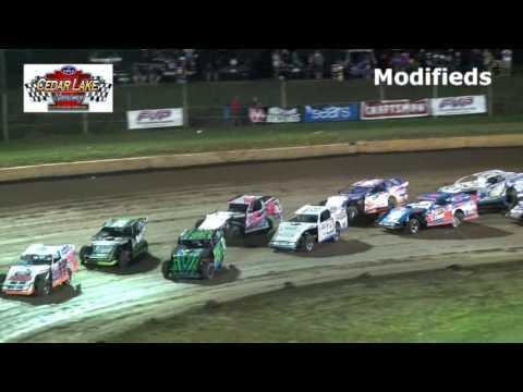 7-30-2016 Modifieds Cedar Lake Speedway