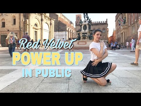 [Kpop in PUBLIC] Red Velvet (레드벨벳) Power Up DANCE COVER ~ Shery ~