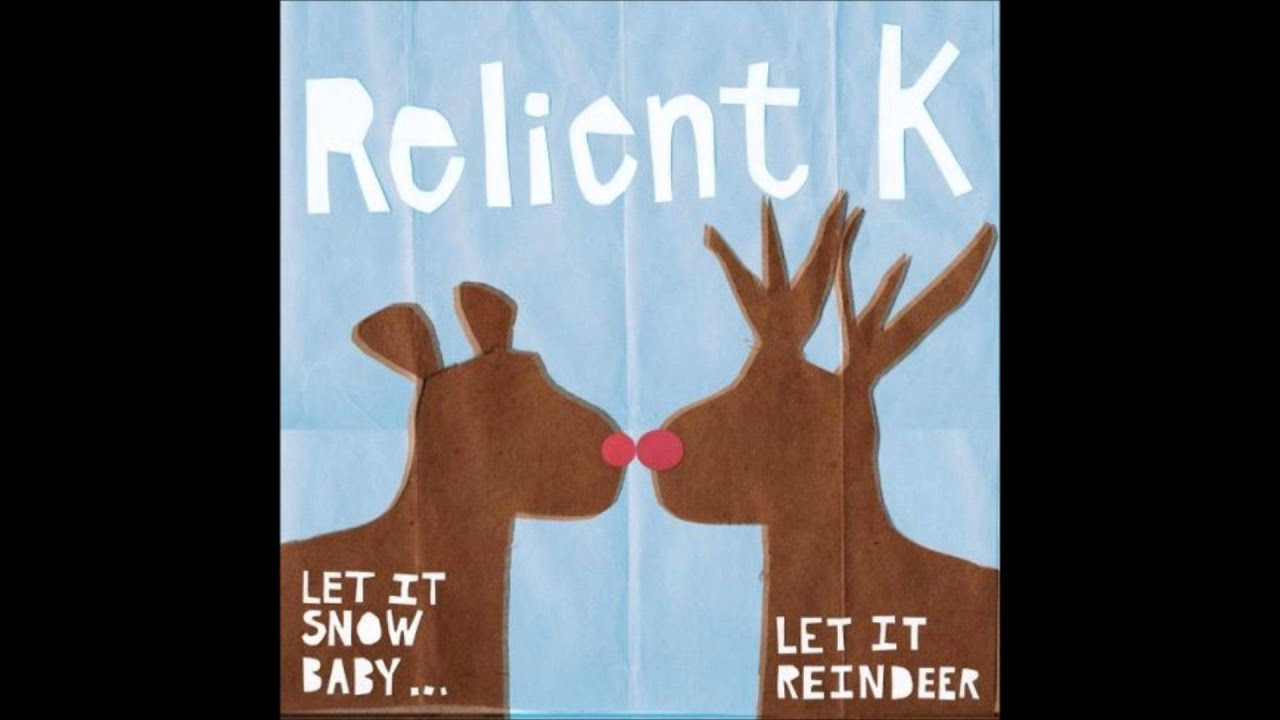 Relient K - We Wish You A Merry Christmas - YouTube