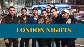 London Nights | VLOG | Mooroo