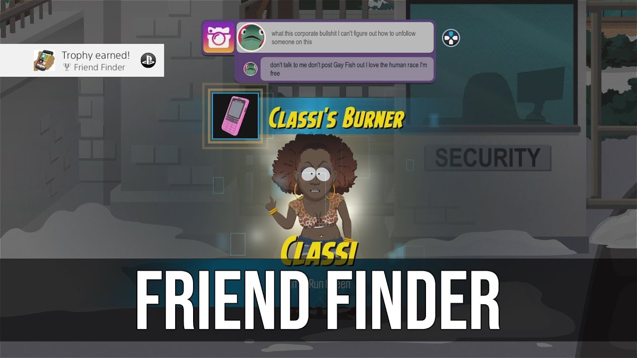 Gay friend finder